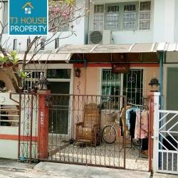 ขายด่วนทาวน์เฮาส์พร้อมอยู่ หมู่บ้านพฤกษา 15 คลองเก้า ยื่นกู้ฟรี