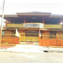 บ้านเดี่ยวหมู่บ้านเมืองเอก เนื้อที่ 90 ตรว. ใกล้โลตัสบางปู