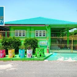 บ้านเดี่ยว หมู่บ้านเมืองเอก บ้านสวยพร้อมอยู่ ใกล้โลตัสบางปู สมุทรปราการ
