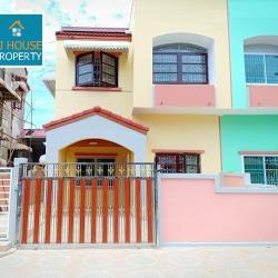 หมู่บ้านเมืองเอก สมุทรปราการ ใกล้สถานตากอากาศบางปู