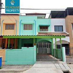 ขายทาวน์เฮ้าส์ หมู่บ้านเมืองเอกบางปู สมุทรปราการ