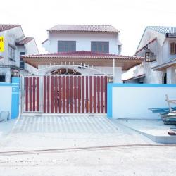 ขายบ้านเดี่ยวหมู่บ้านเมืองเอกบางปู