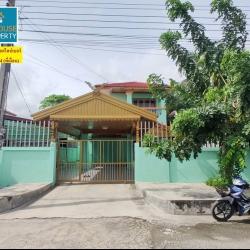 ขายบ้านหมู่บ้านเมืองเอกบางปู เทศบาลบางปู85 จ.สมุทรปราการ