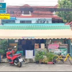 ขายบ้านติดถนนเส้นเมนหมู่บ้านปัญญานครบางปู 89
