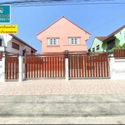 บ้านเดี่ยวพร้อมอยู่ หมู่บ้านเมืองเอก เทศบาลบางปู 87