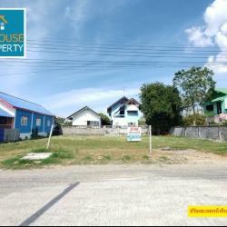 ขายที่ดินเปล่า หมู่บ้านเมืองเอกบางปู สมุทรปราการ